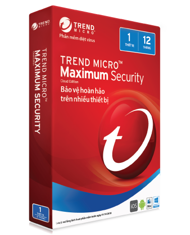 Trend Micro Maximum Security 11 (2017)
