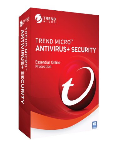 Trend Micro Antivirus+: Essential Protection