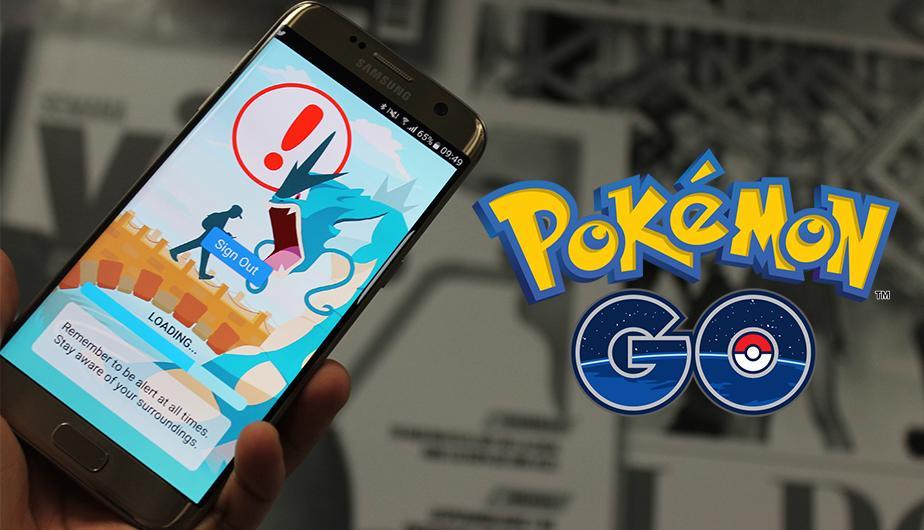 Cảnh báo: Game Pokemon GO gặp vấn đề - Pin điện thoại hao cực nhanh