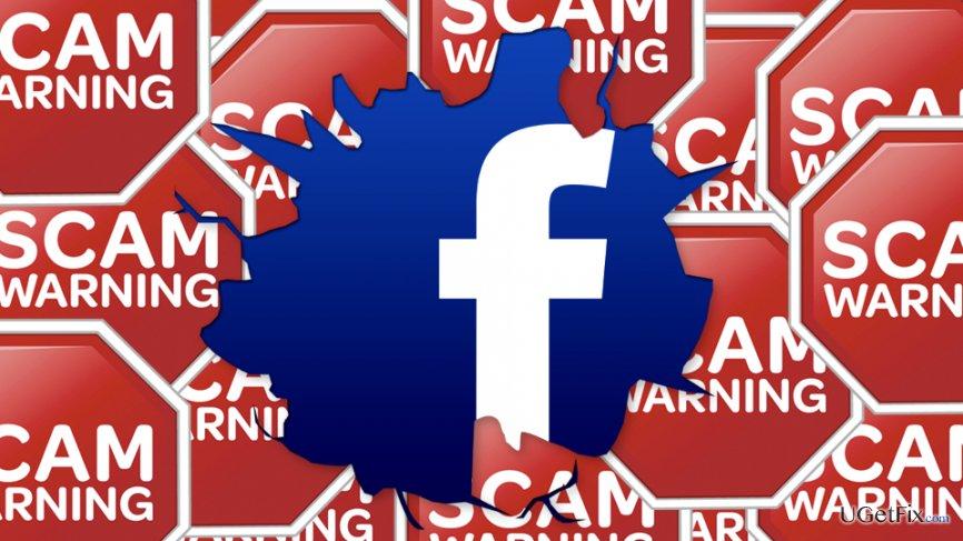 Cuộc tấn công virus mới từ Facebook Messenger gửi đến những link giả mạo