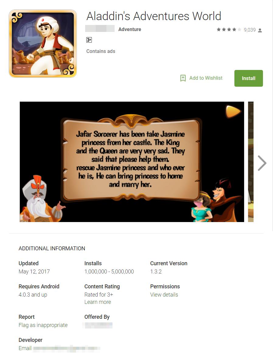 GhostClicker Adware là một dạng nhấp chuột lừa đảo trên Android