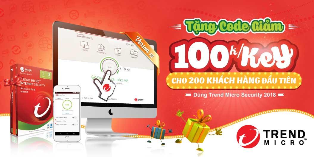 Tặng Code giảm 100k/ 1 key cho 200 khách hàng đầu tiên dùng version 12