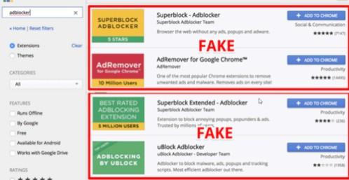 Cảnh giác với phần mềm độc hại trong cửa hàng ứng dụng