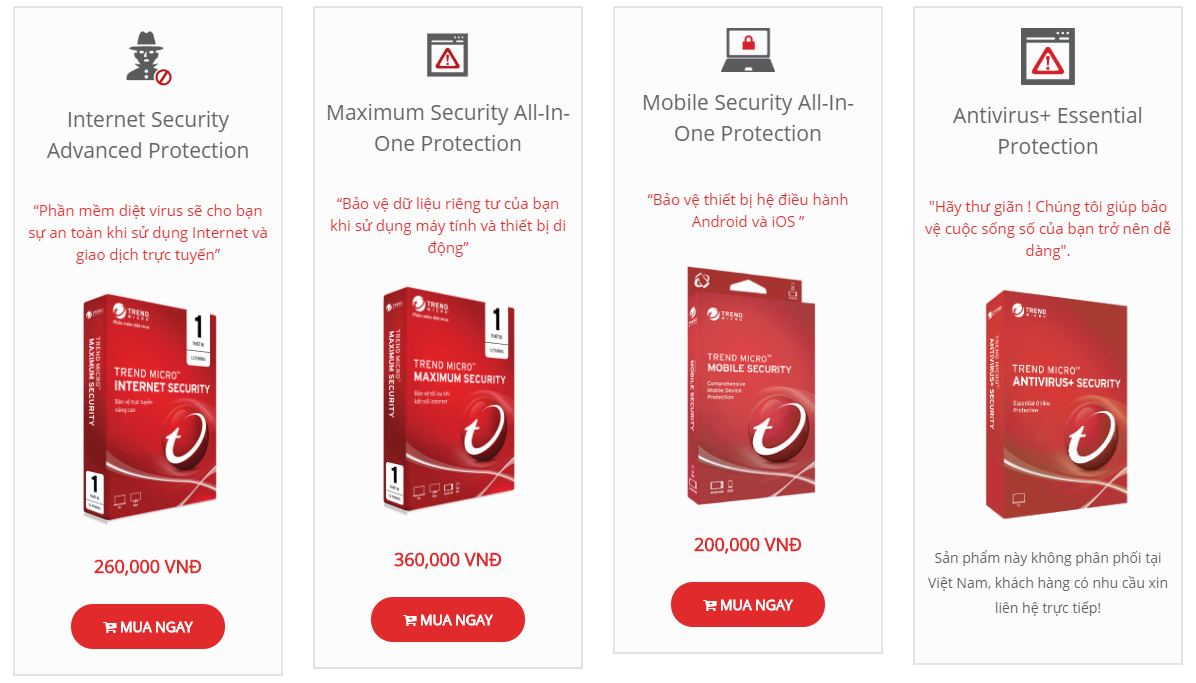 Key Trend micro internet security 2019