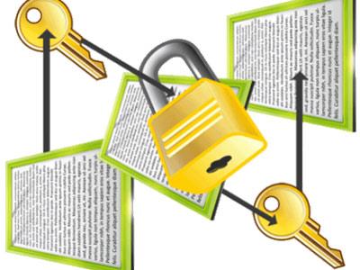 Vì sao file bị mã hóa