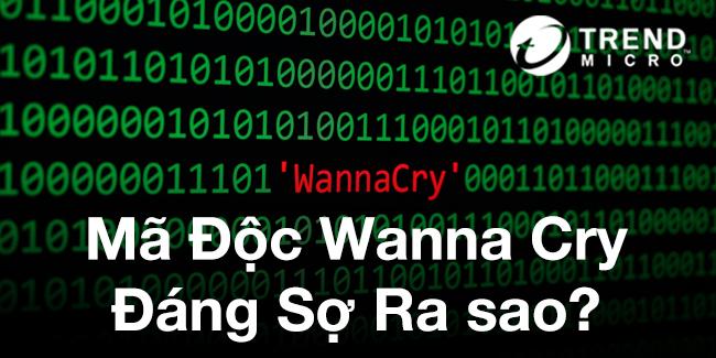 Ransomware WannaCry là gì? Mã độc này thật sự đáng sợ ra sao?