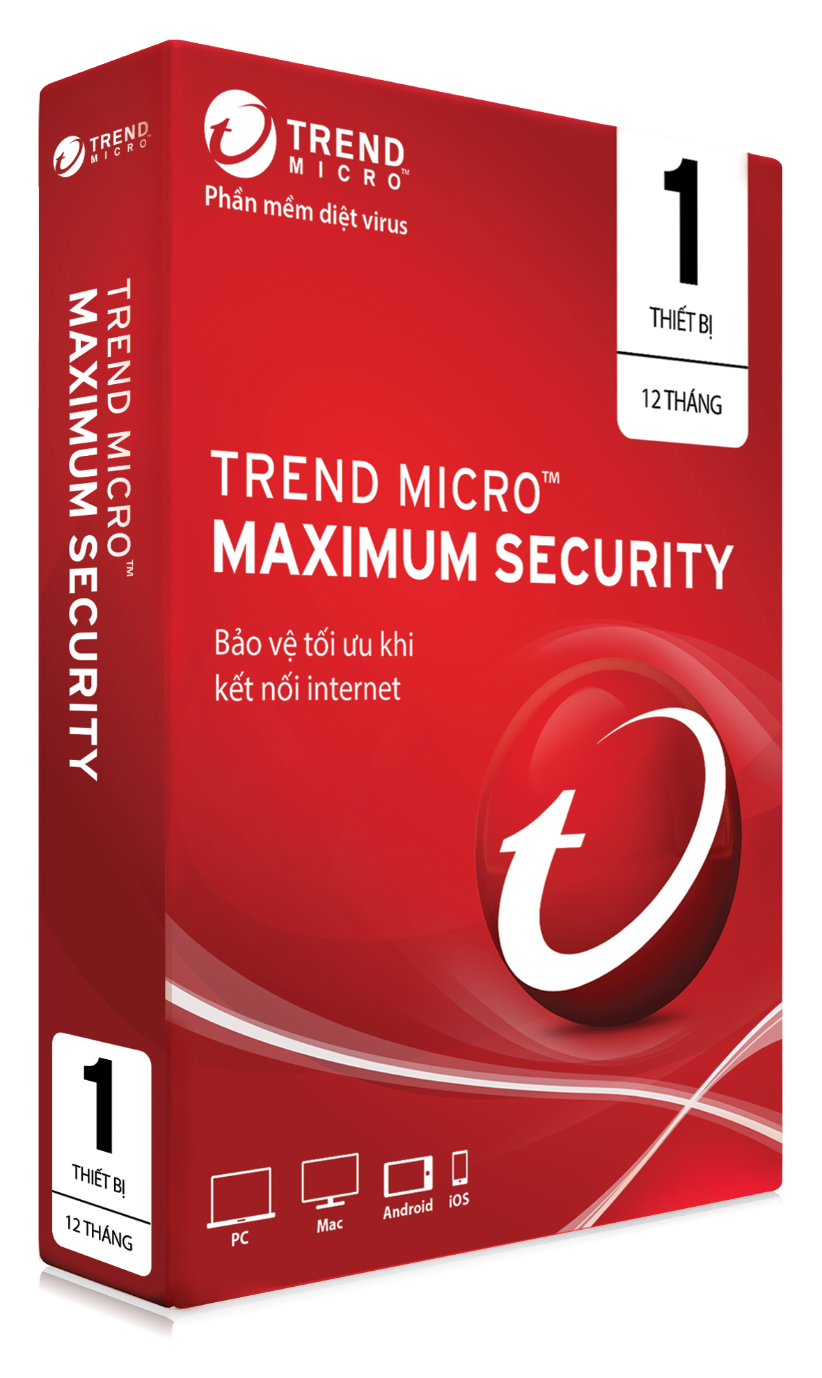 Trend Micro Maximum Security - 1PC