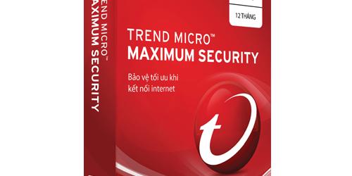 Trend micro titanium maximum security là gì