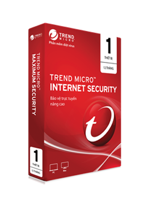 Phần mềm diệt virus Trend Micro